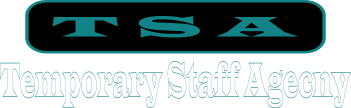 Temporary Staff Agency Logo
